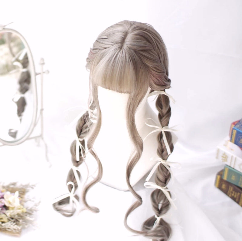 Iced Mocha Braided Wig