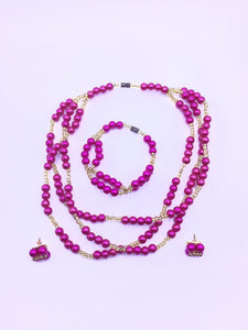 Elegant Bead Set S33