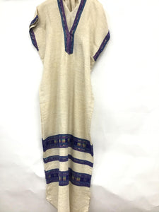 Ethiopia long dress LS D8