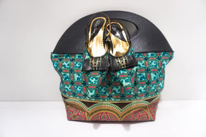 Ankara Large Bag D08
