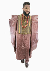 Agbada Chief Set