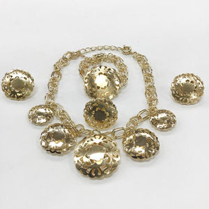 Jewelry Set gold S17