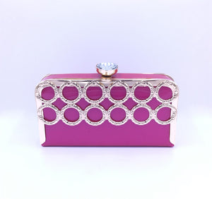 Solid Clutch bag S09
