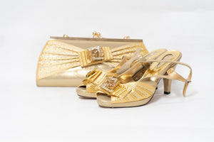 Low Heel & Bag Set S26