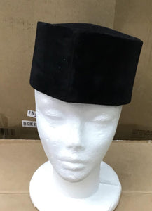 Men Suede Hat