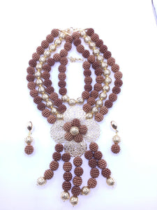 Elegant Bead Set S41