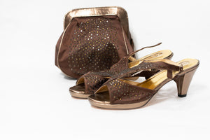 Low Heel & Bag Set S27