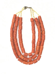 African Necklace S19