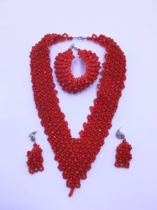 Elegant Bead Set S25
