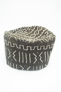 Mud Cloth Hat S13