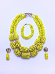 Elegant Bead Set S17