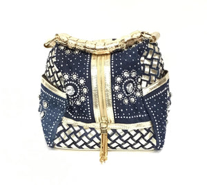 Small Denim Bag D01