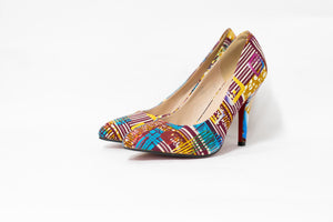 Ankara High Heel