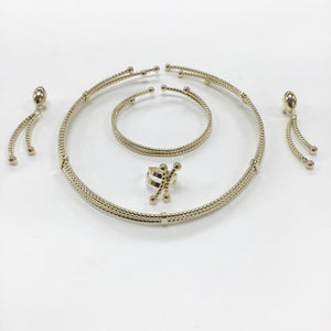 Jewelry Set gold S16
