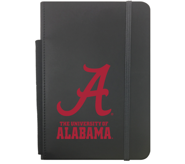 "Alabama: University of Alabama Crimson Tide 5"" x 8.25"" Notebook"