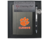 Clemson University Small Notebook Light Up Gift Set