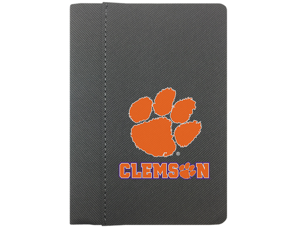 "Clemson University Tigers 4"" x 6"" Notebook"