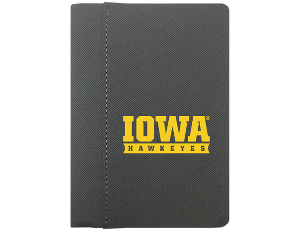 "Iowa: University of Iowa Hawkeyes 4"" x 6"" Notebook"