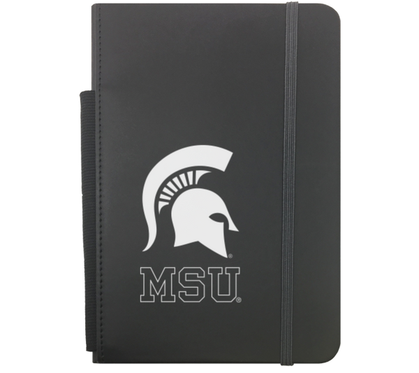 "Michigan State University 5"" x 8.25"" Notebook"