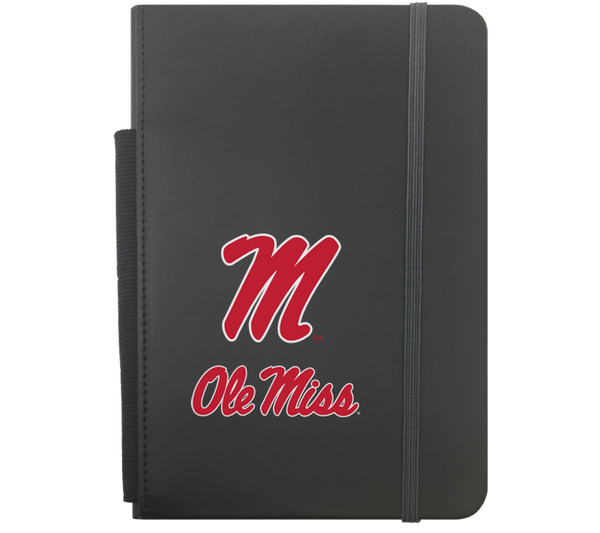 "Mississippi: University of Mississippi Ole Miss 5"" x 8.25"" Notebook"