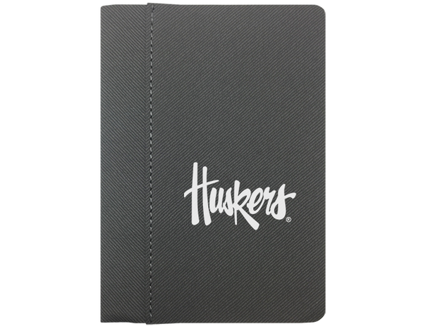 "Nebraska: University of Nebraska Huskers 4"" x 6"" Notebook"