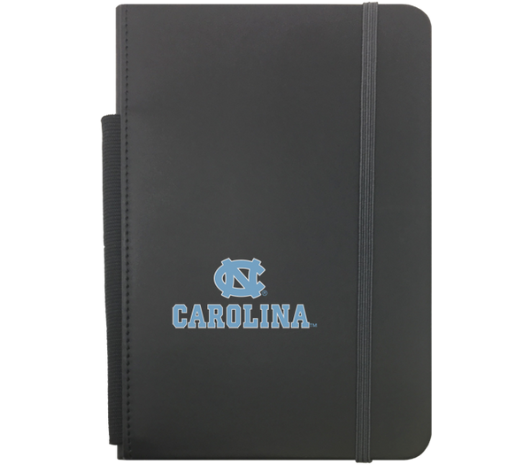 "North Carolina: University of North Carolina 5"" x 8.25"" Notebook"