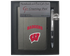 Wisconsin: University of Wisconsin Small Notebook Light Up Gift Set