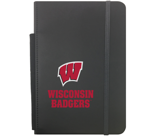 "Wisconsin: University of Wisconsin Badgers 5"" x 8.25"" Notebook"
