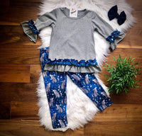Midnight Howl Pants Set Clearance