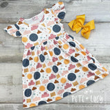 NEW Sky's The Limit Flutter Dress