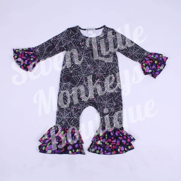 Spooky Infant Romper Halloween Clearance