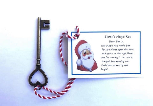 Santa's Magic Key Clearance