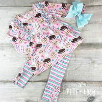 NEW Milk & Cookies Pants Set