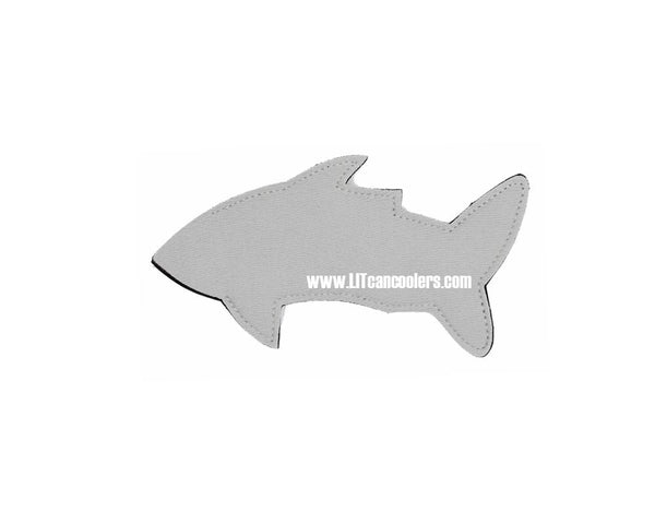 Lit Handlers Shark/Fish Popsicle Holder