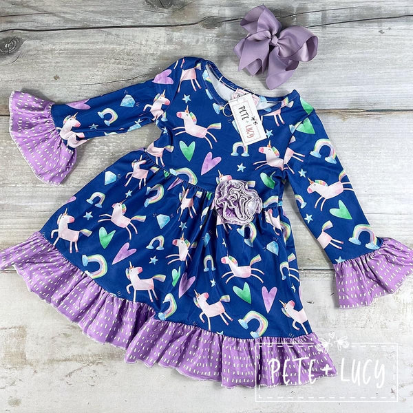 NEW Magical Adventures Ruffle Dress