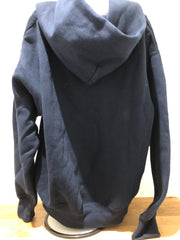 Child's 48 Hooded Top- Navy