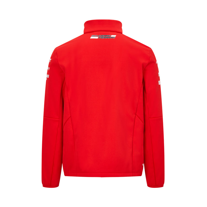 Ferrari Replica Team Softshell Jacket 2021