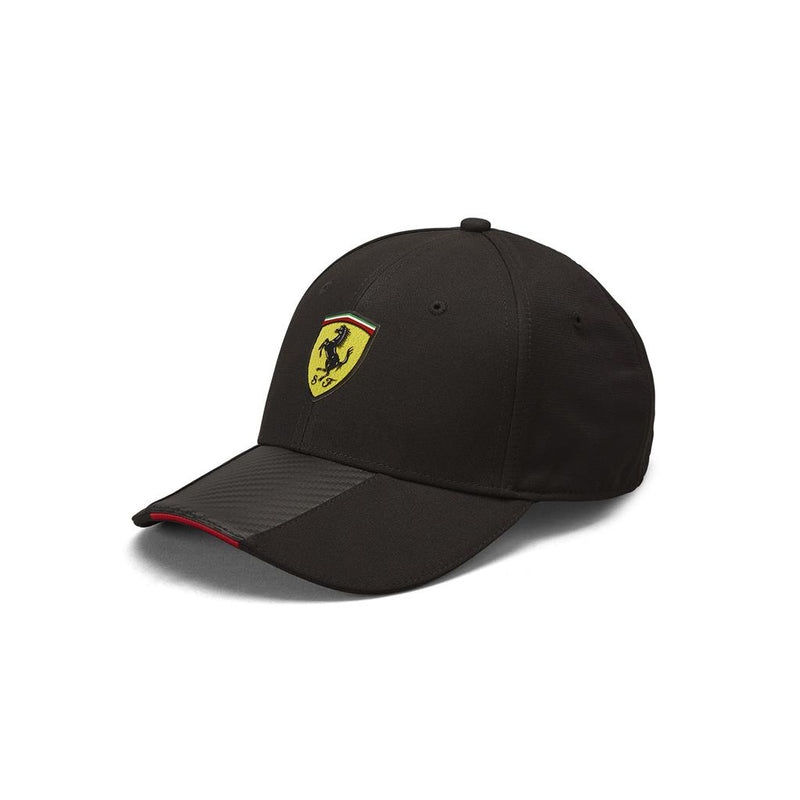 Ferrari Scudetto Carbon Strip Baseball Cap