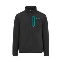 Mercedes Men's Fan Wear Soft Shell Jacket