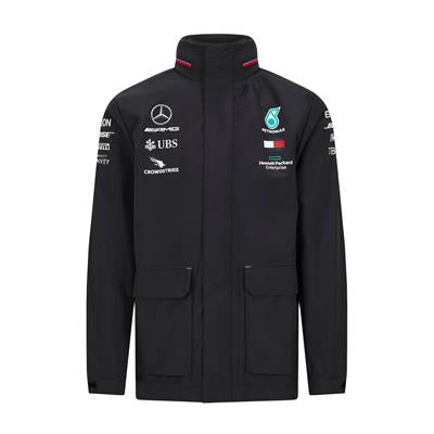 Mercedes RP Men's Rain Jacket 20