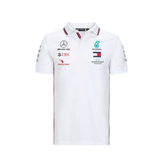 Mercedes Men's Replica 2020 Team Polo