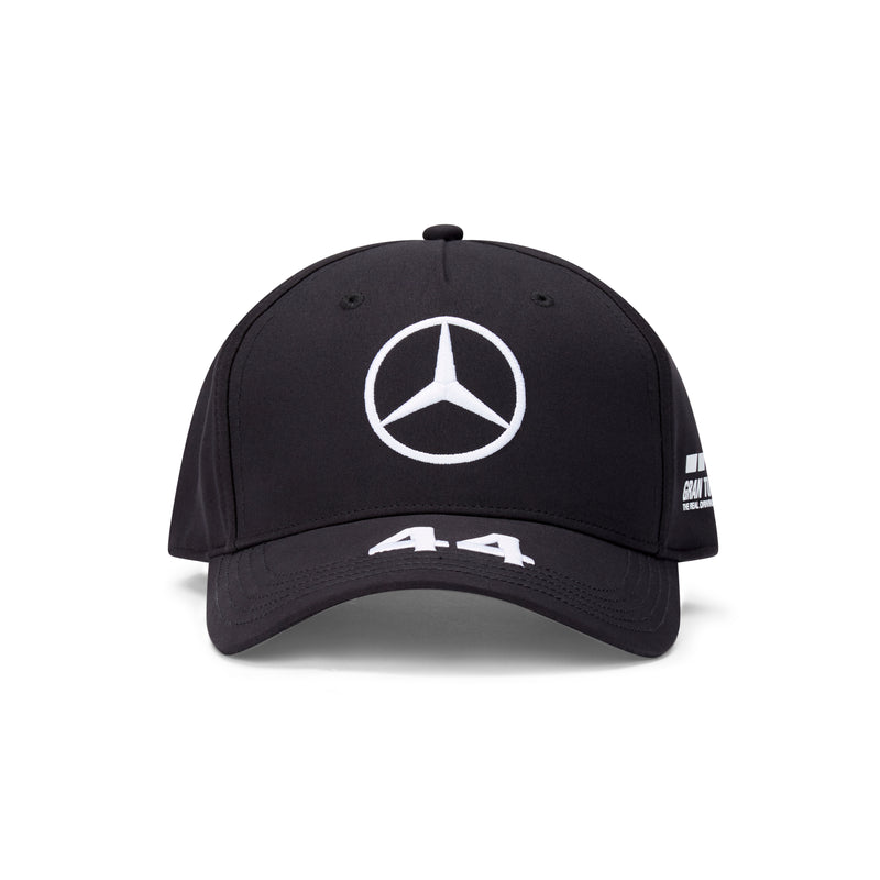 Mercedes Replica 2020 Lewis Driver Baseball Cap-Black