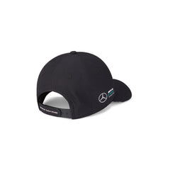 Mercedes Replica 2020 Team Baseball Cap-Black