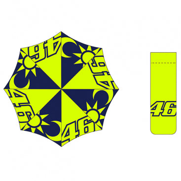 VR46 Sole E Luna Small Umbrella