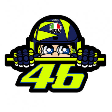 VR46 Cupolino Magnet