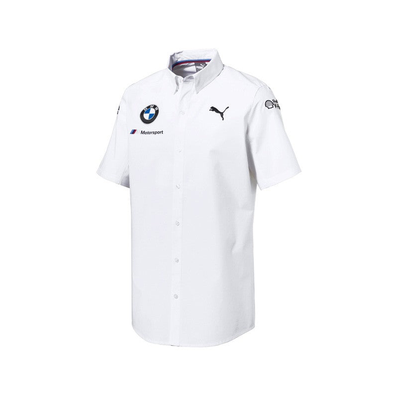 BMW Men's White Shirt