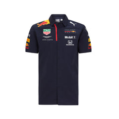 Red Bull Men's Replica Team Shirt