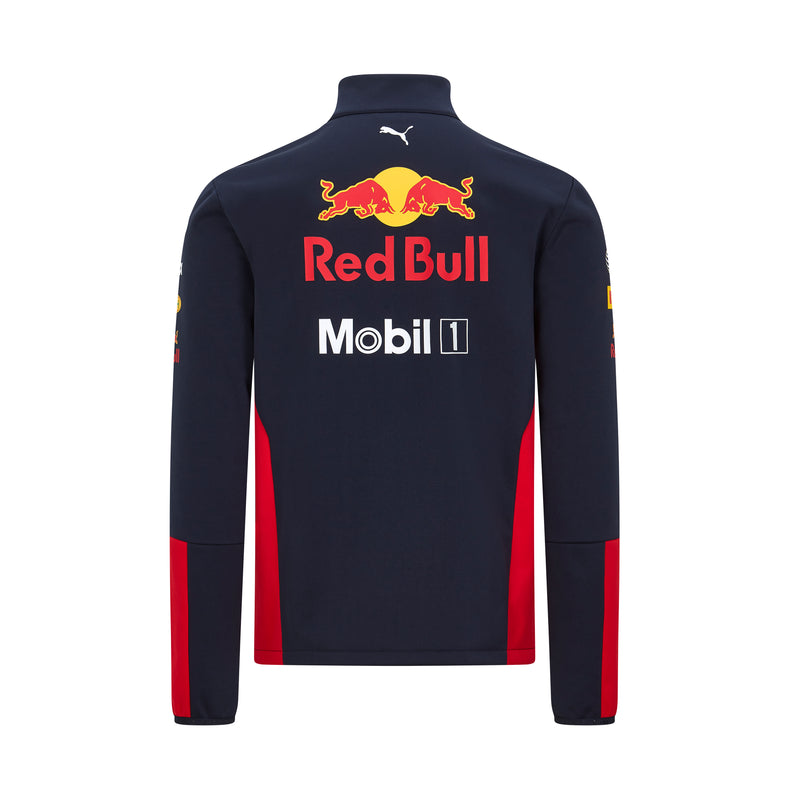 Red Bull Replica Men's Team SoftShell