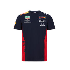 Red Bull Men's Replica Team Tee 2020