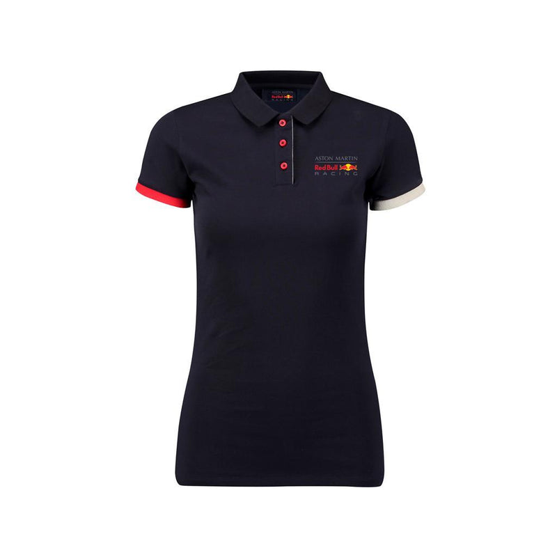 Red Bull Women's Classic Polo- Navy 2019